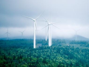 Quebec wind farm (Photo: iStockphoto)