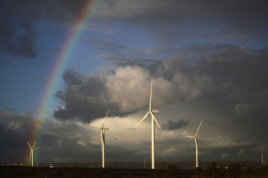 Energy for the future (Photo: Christopher Furlong / Getty Images)