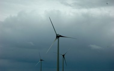 South Uist community wind turbines