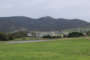 Australian Solar Farm