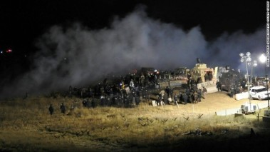 Dakota Access Pipeline protest