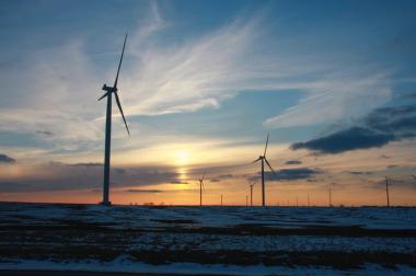 Renewable energy (Image Credit: Chauncey Davis)