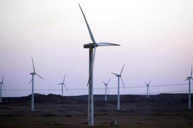 Zafarana Wind Farm in Suez (Reuters / Amr Dalsh)