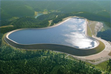 Goldisthal pumped storage plant (Source: Vattenfall)