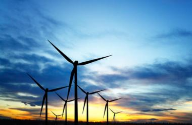 Wind power (Shutterstock image)