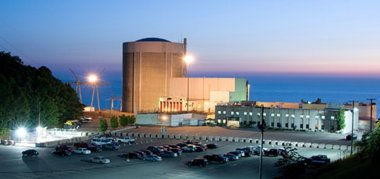 Palisades nuclear plant (Entergy photo)