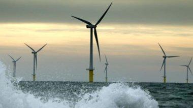 Wind turbine - credit: Holyrood