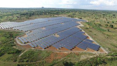 Soroti solar farm (Credit: APO)