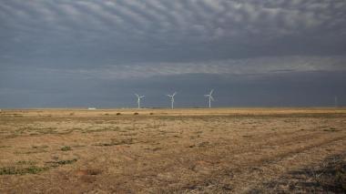 Texas wind power (Image via Wiki Commons)