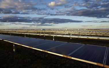 Moree solar farm (Source: ARENA)