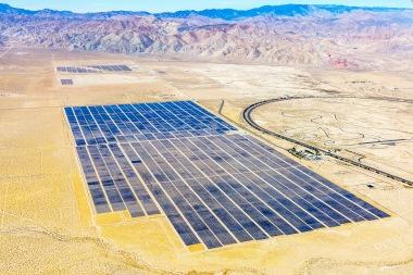 Springbok solar array