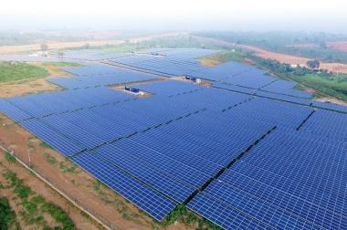 Solar farm in Sri Lanka