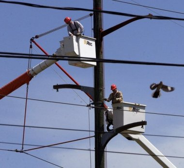 Power grid maintenance and upgrades (Republican File)