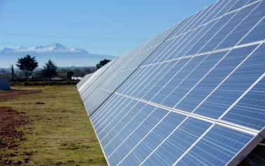 Solar park in Mexico (Author: Presidencia de la República Mexicana, CC BY-SA)