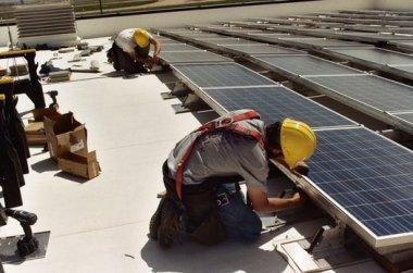 15,000 Nevadans work in clean energy. (MT Aero)