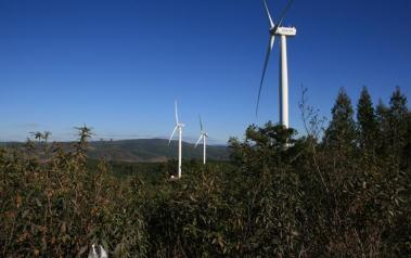 Portuguese wind farm (Image: Suzlon Group, All Rights Reserved)