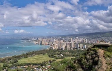 Honolulu (source: flickr/ snowpeak, creative commons)