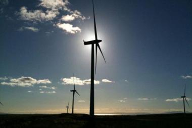 Two new wind power records for Scotland