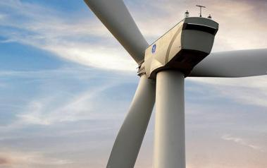 GE wind turbine (Source: General Electric, all rights reserved)