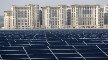 UAE investing in solar power