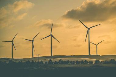 Indian wind farm