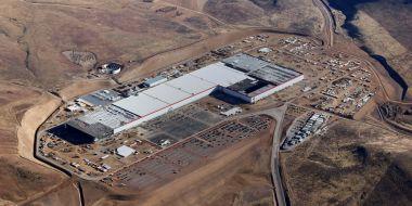 Tesla's Nevada Gigafactory