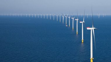 Offshore wind farm (Deepwater image)