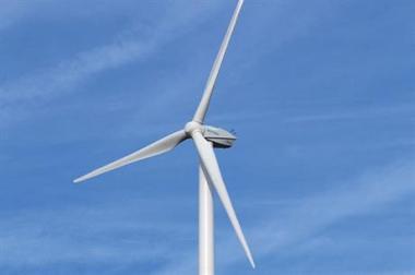 Senvion wind turbine