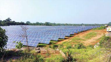 Hayleys 10-MW solar plant