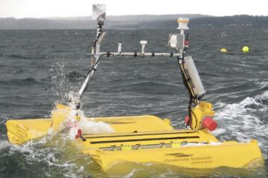 Ocean energy (Columbia Power Technologies)