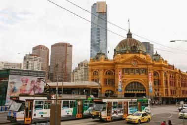 Melbourne (Photo: Scott Barbour / Getty Images)