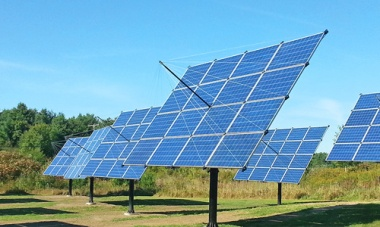 Norwich-based Solaflect solar project (Solaflect photo)