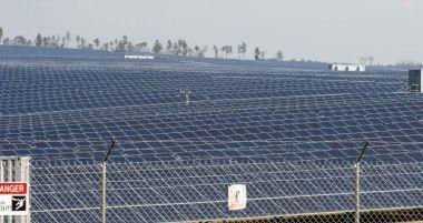 Georgia Power solar array (Image: Georgia Power)