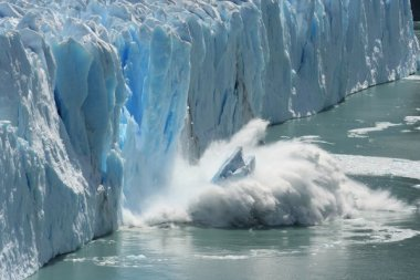 Loss of polar ice (iStock photo)