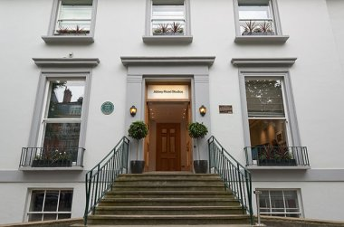 Abbey Road Studios in London (Jan Klos)