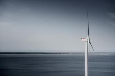 MHI Vestas V164 (Courtesy of MHI Vestas Offshore Wind)