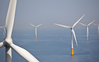 Offshore wind power (Shutterstock image)