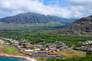 Waianae Solar project is Hawaii's largest renewable effort. (Source: Hawaii Pacific Solar)