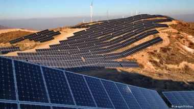 Renewable power in Egypt