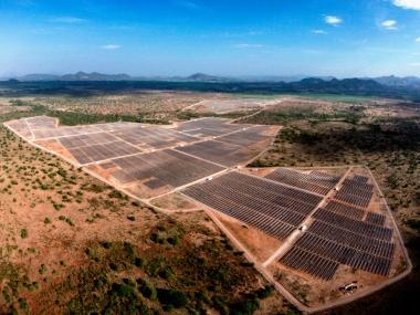 Solar power in Honduras (Photo: Grupo Ortiz)