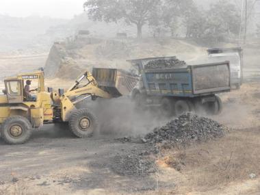 Coal India open-cast mine (Photo: 101Reporters.com)