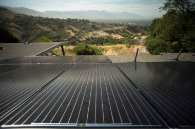 Rooftop solar in Utah (Rick Egan | The Salt Lake Tribune)
