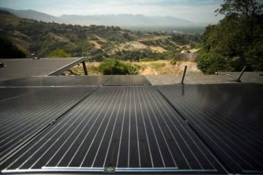 Rooftop solar in Utah (Rick Egan | The Salt Lake Tribune)