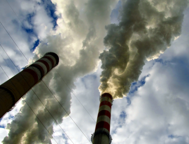 Carbon Emissions (Image: Shutterstock)