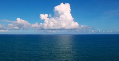 Clouds over the Atlantic Ocean (Credit: Tiago Fioreze, Own work, CC BY-SA 3.0)