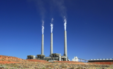 Navajo Generating Station (Photo: Bill Morrow)
