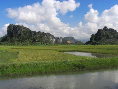 Ninh Binh Province (Dinkum, Wikimedia Commons)