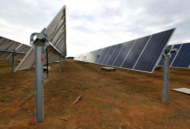 Solar power in Virginia (Richmond Times-Dispatch | File 2016)
