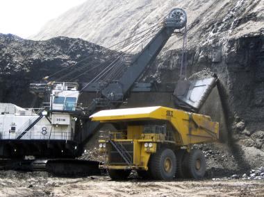 Wyoming's Black Thunder mine (AP photo / Matthew Brown / File)