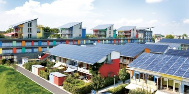 Rooftop solar takes on a new meaning.